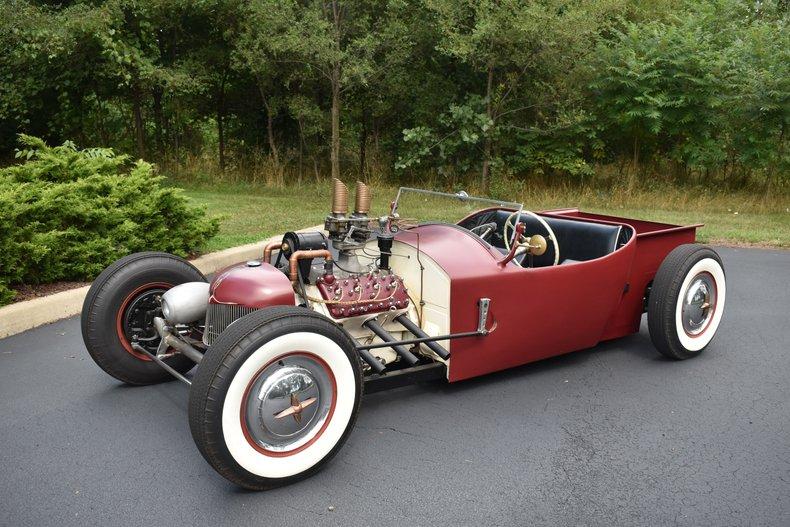 1931 Hupmobile Roadster Pick up