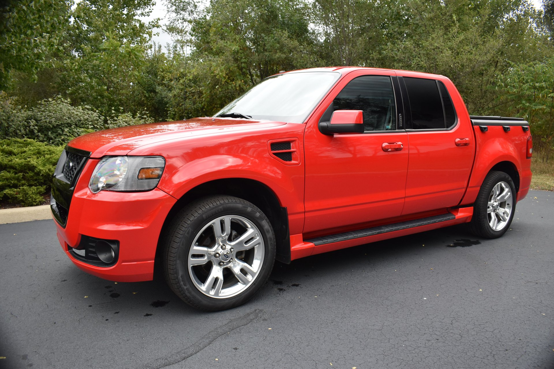 2009 ford explorer adrenaline