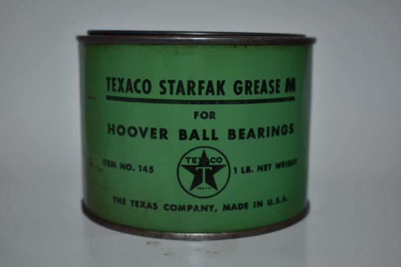Texaco Starfak Grease