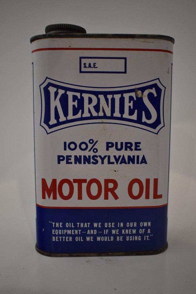 Kernie's Motor Oil