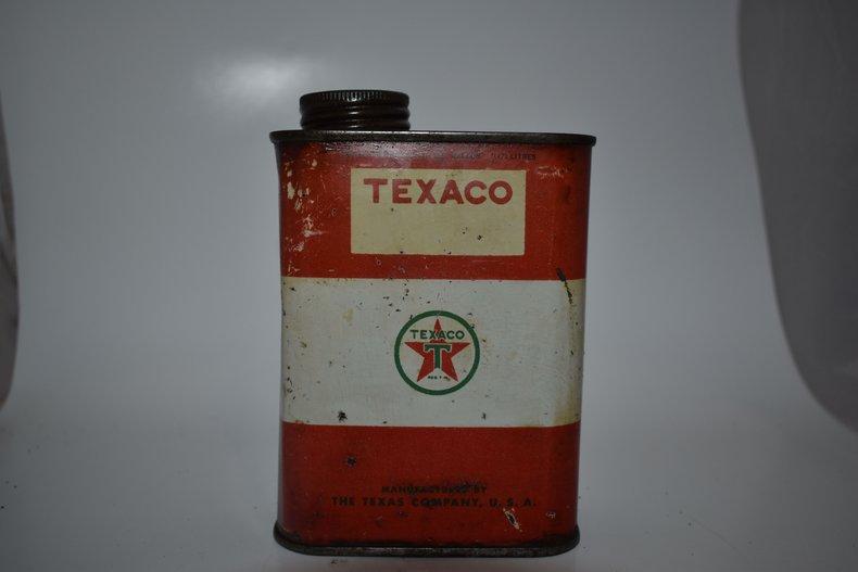 Texaco 1/8 Gallon