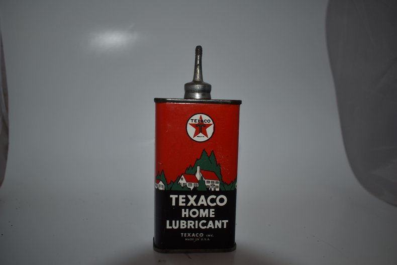 Texaco Home Lubricant 4oz