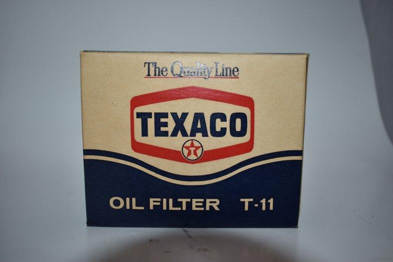 Texaco Oil Filter
