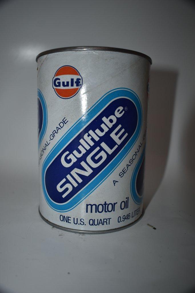 Gulf lube single