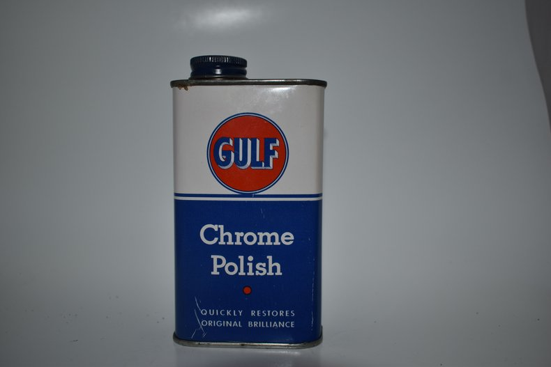 Gulf Crome Polish