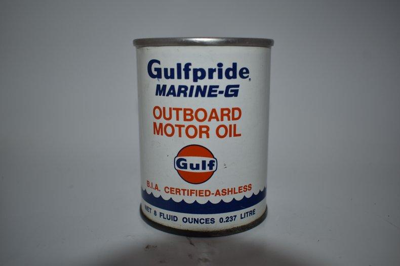 Gulf pride Marine-G oil
