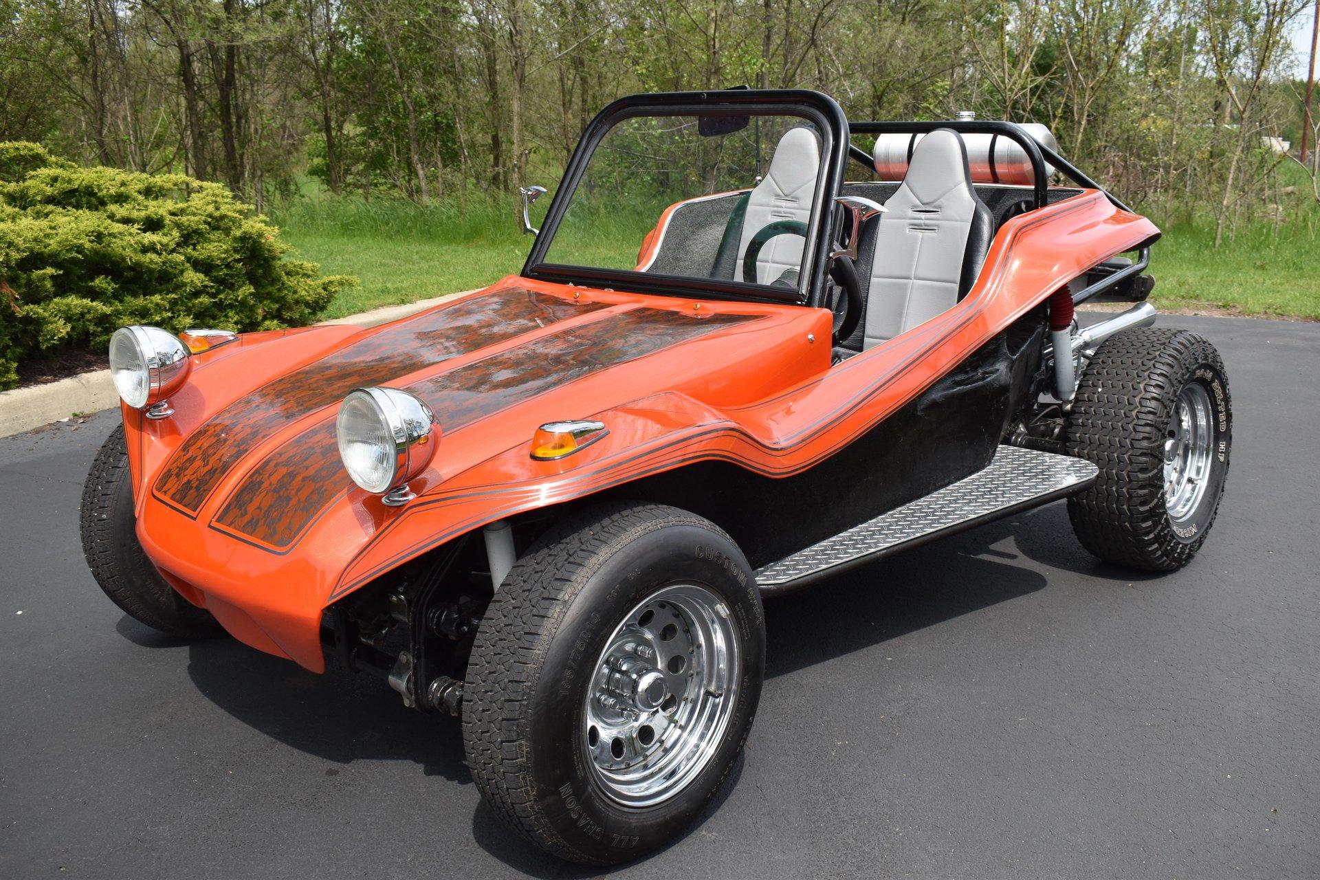 1986 volkswagen dune buggy