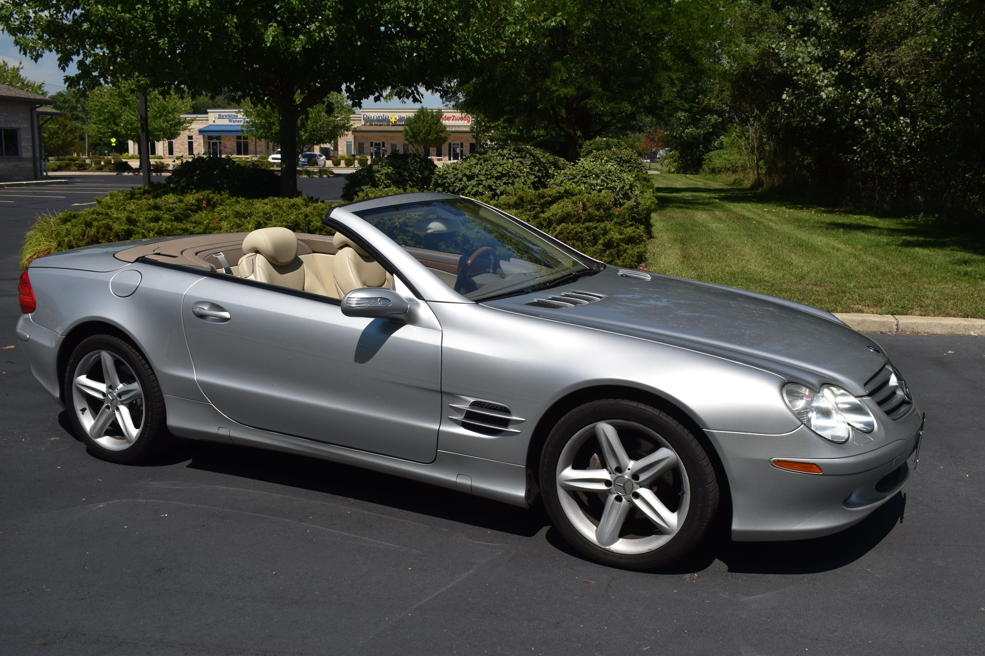 2005 mercedes benz sl500