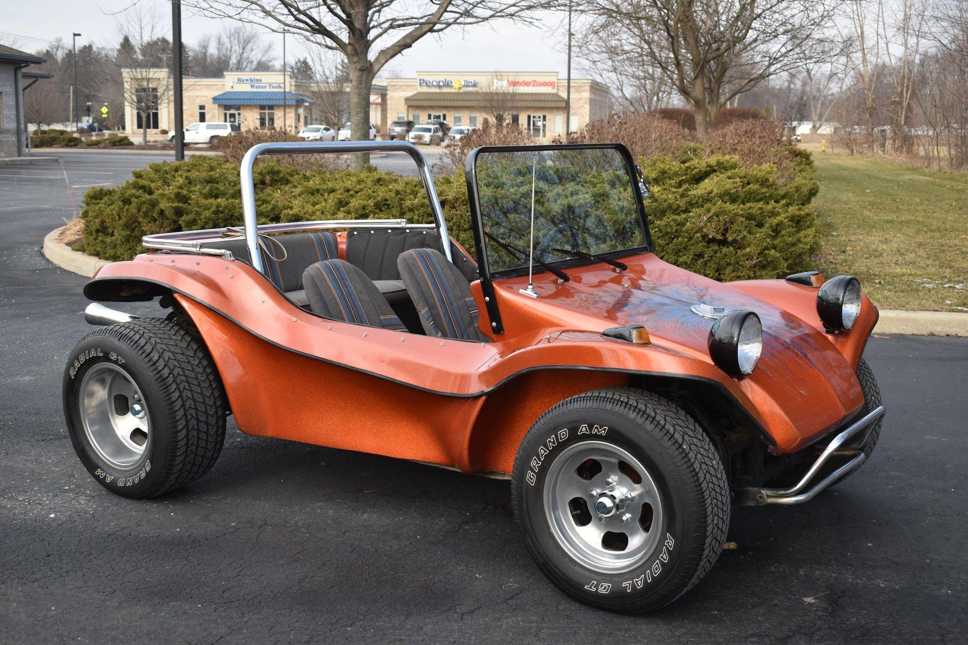 1969 Volkswagen Dune Buggy Rock Solid Motorsports