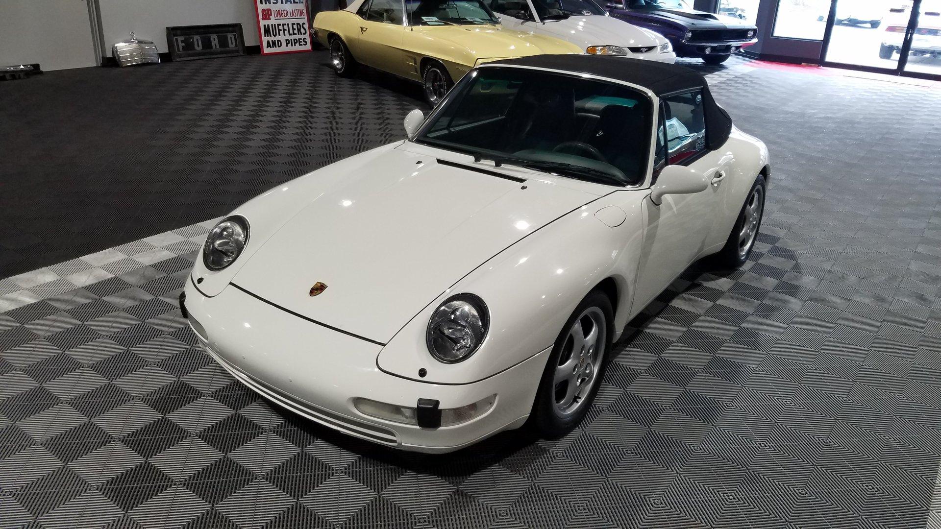 1995 porsche 911 carrera c2
