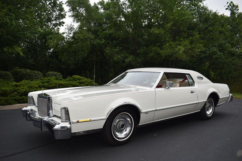1975 Lincoln Mark IV
