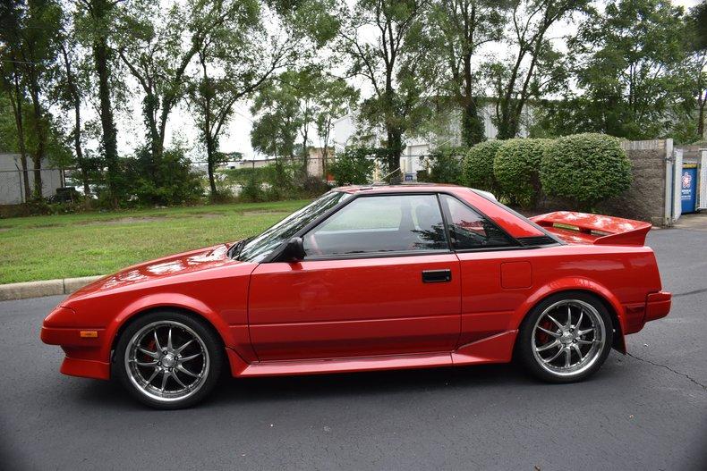 1988 Toyota MR2