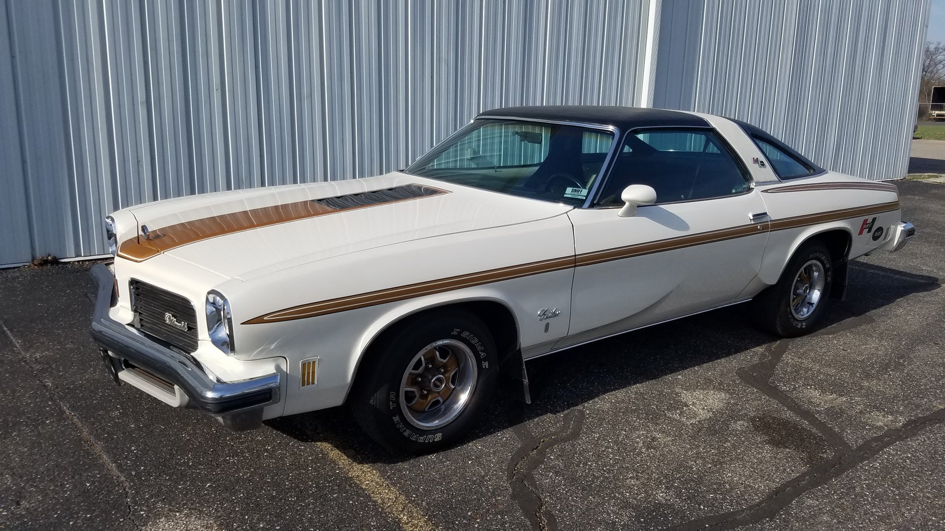 1974 oldsmobile hurst olds
