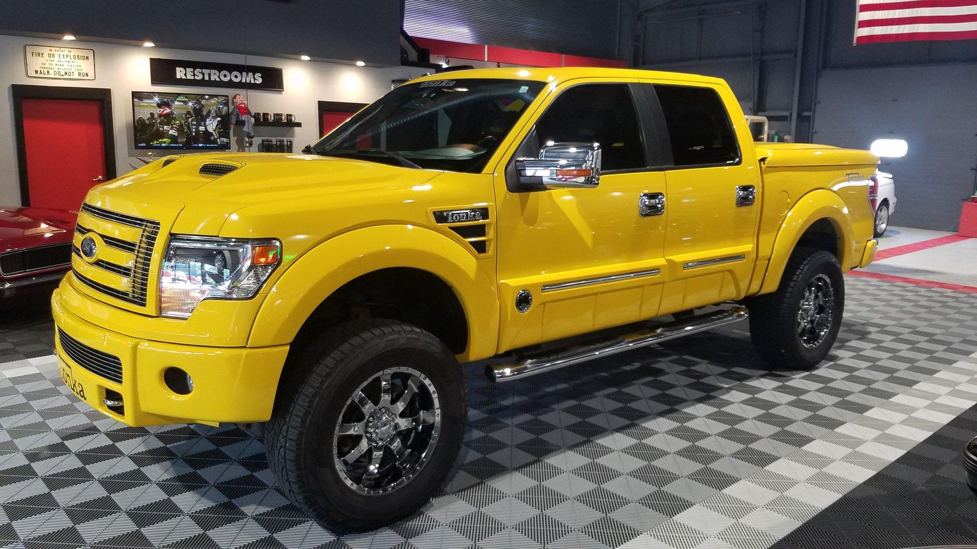 2013 ford f150 tonka