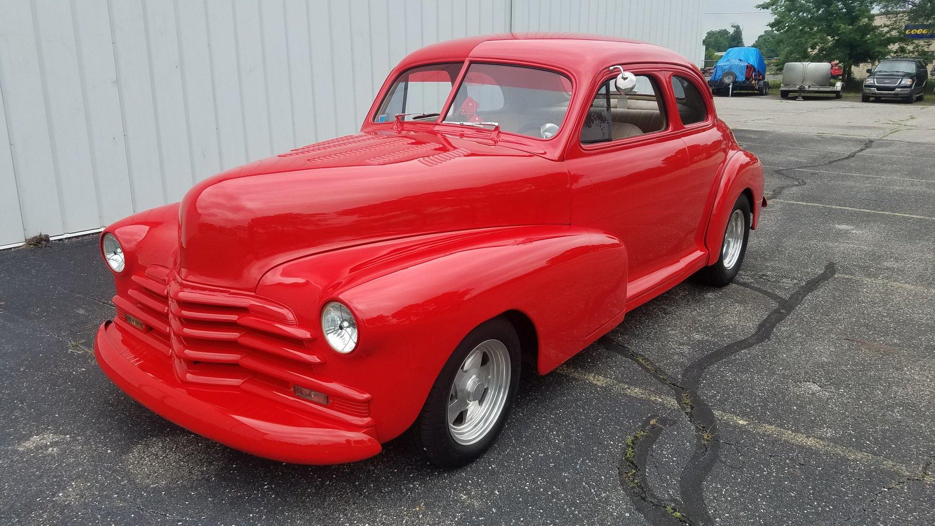 1948 chevrolet styleline