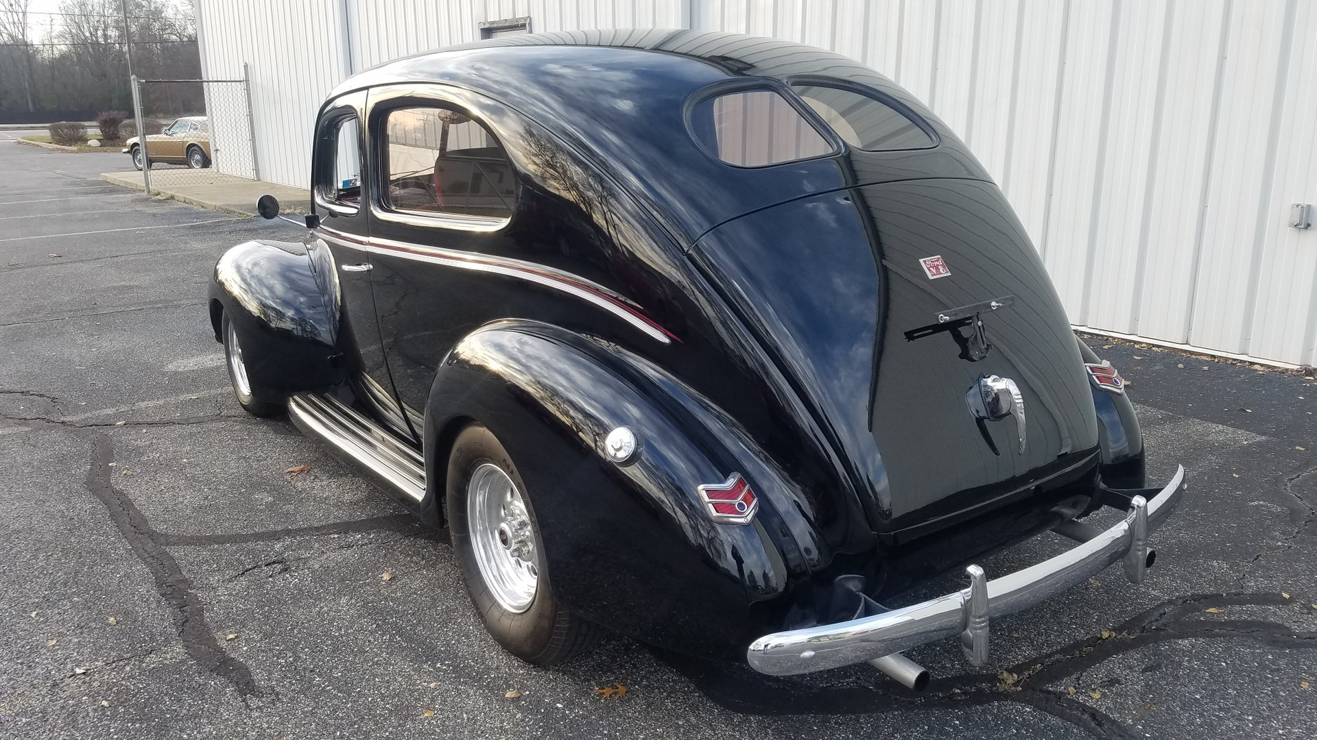1940 Ford Deluxe   Rock Solid Motorsports