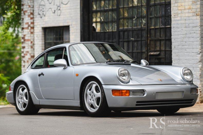 1992 Porsche 911 For Sale