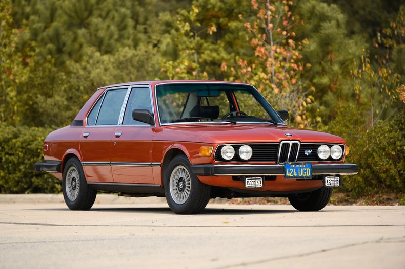 1980 BMW 528i For Sale