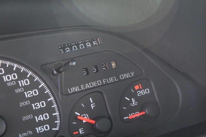 1996 chevrolet camaro ss