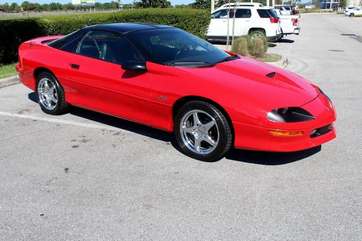 1996 Chevrolet Camaro Berlin Motors