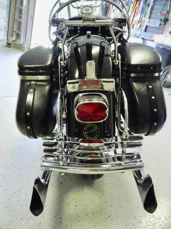2007 harley davidson softtail elvis spec ed 8