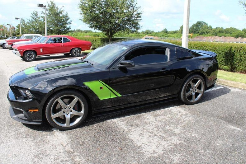 2013 ford mustang roush stage 3