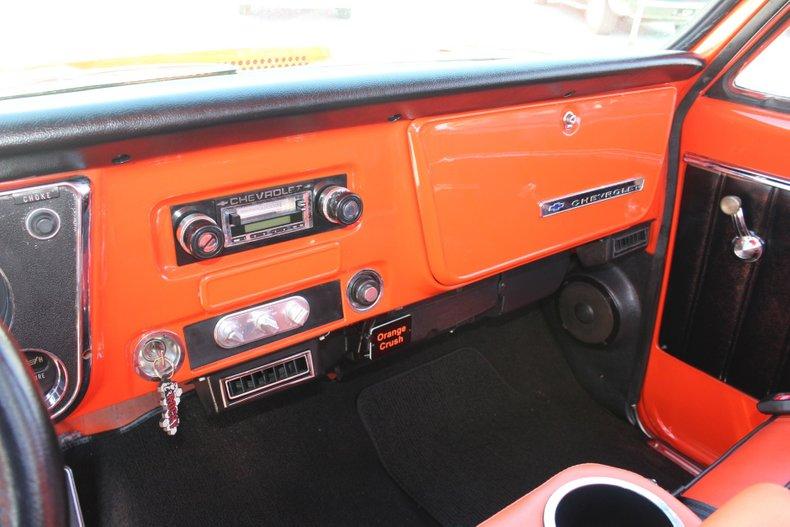 1967 chevrolet c10 short bed