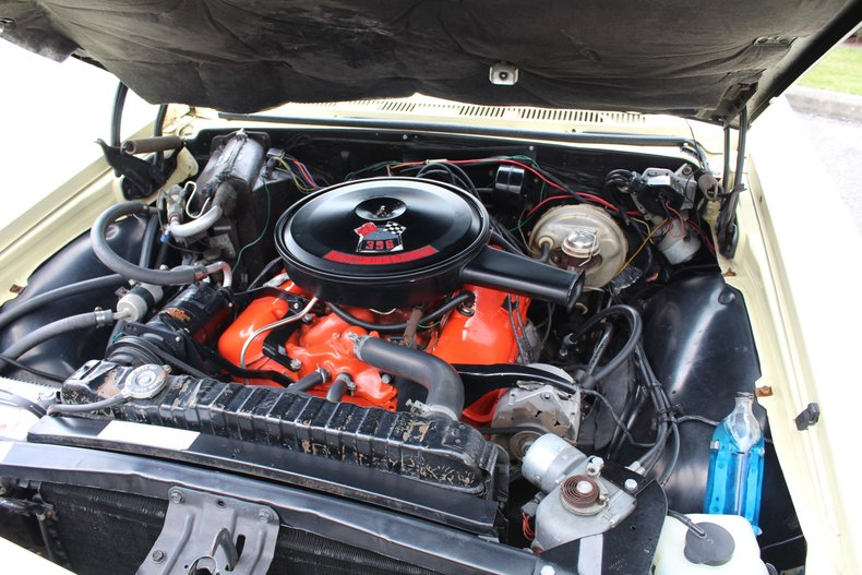 1966 chevrolet caprice 396