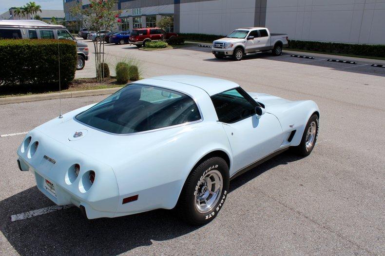 1978 chevrolet corvette l82