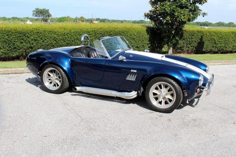 1966 shelby ac cobra