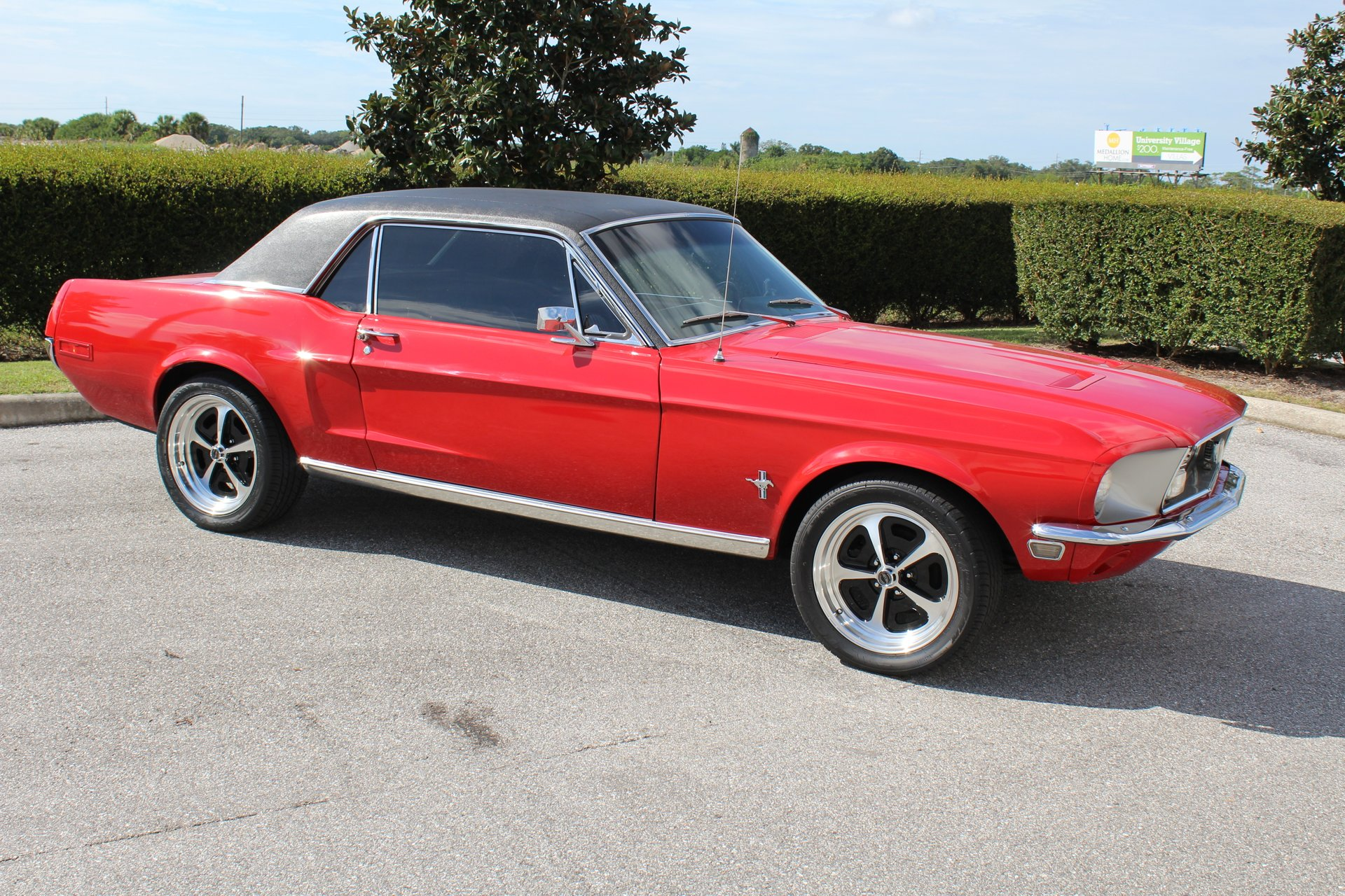1968 ford mustang 289
