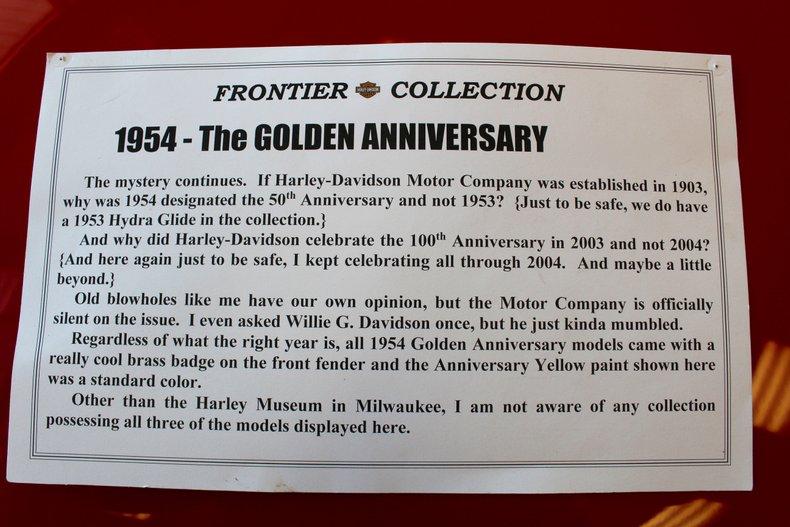 1954 harley davidson fle