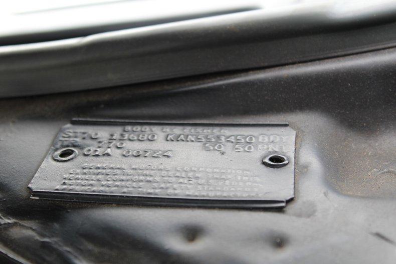 1970 chevrolet elcamino ss 454