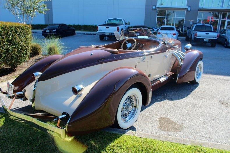 1936 auburn speedster