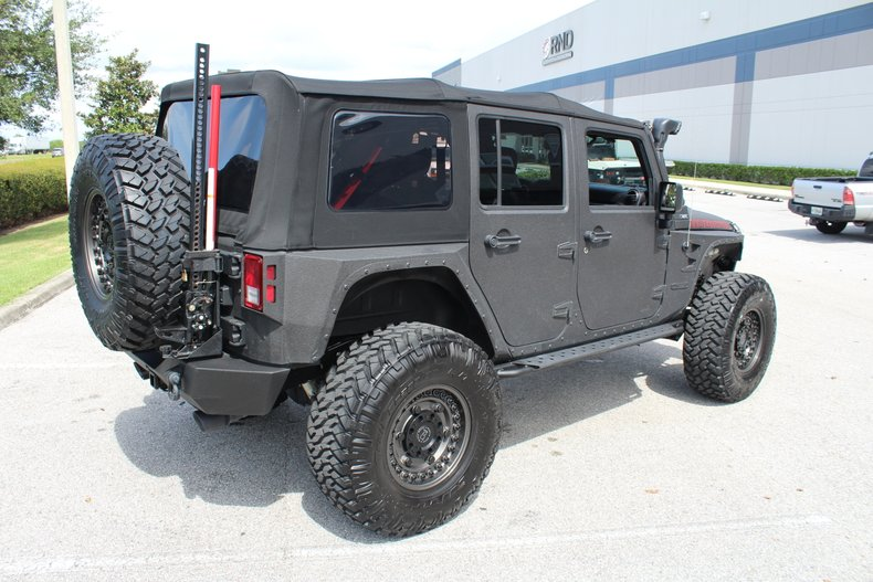 2017 jeep rubicon unlimited wrangler