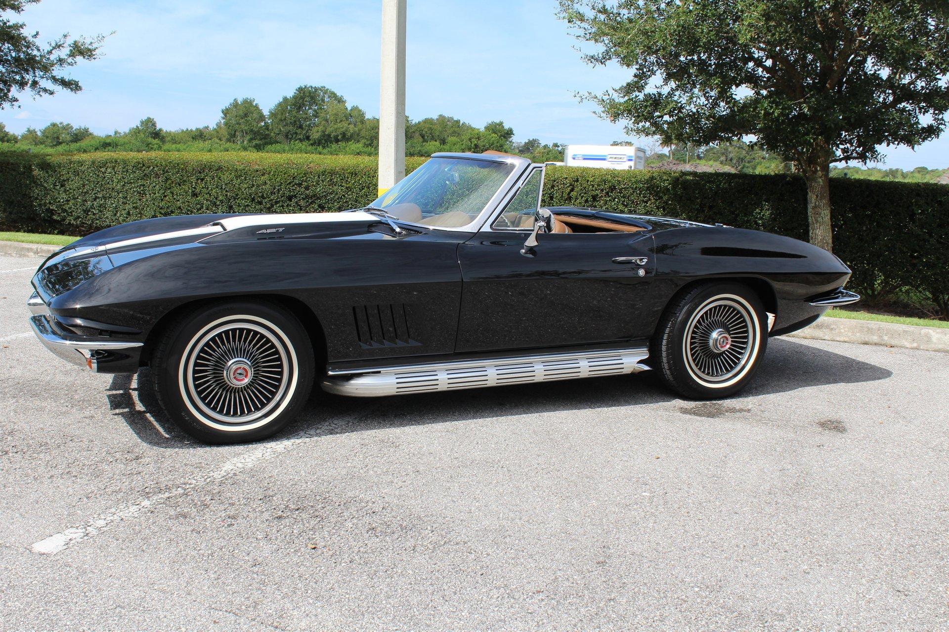 1967 Chevrolet Corvette Stingray for sale #121769 | MCG
