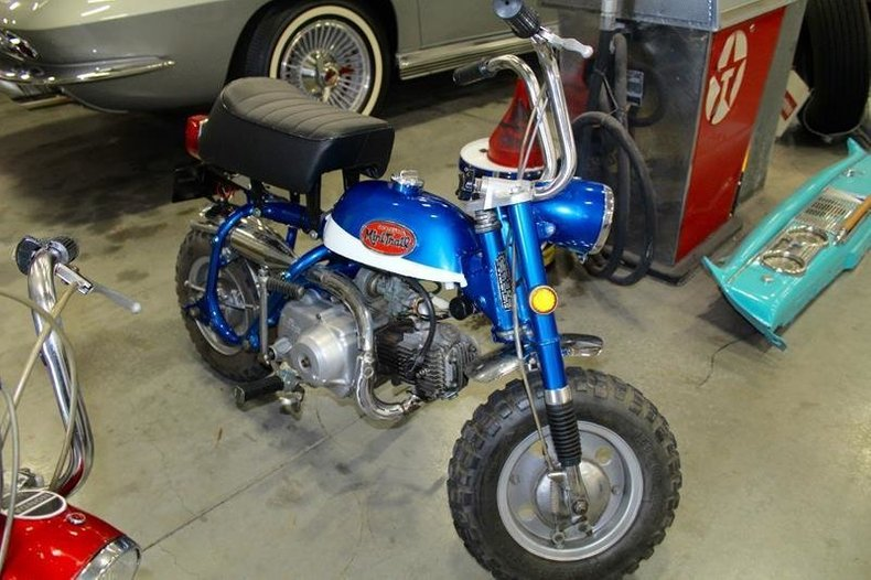 1971 honda z50