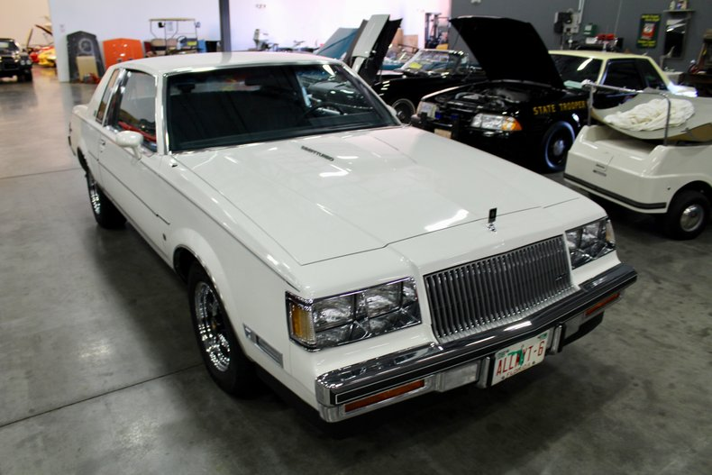 1987 buick regal we4 package turbo