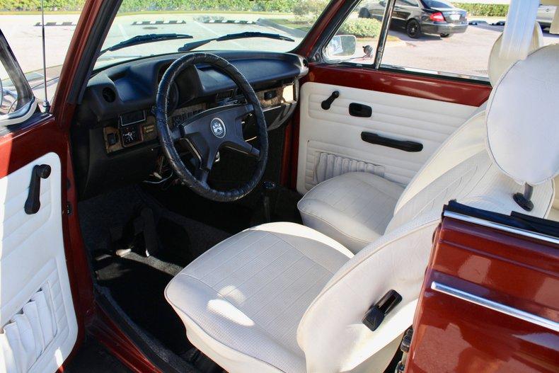 1978 volkswagon beetle