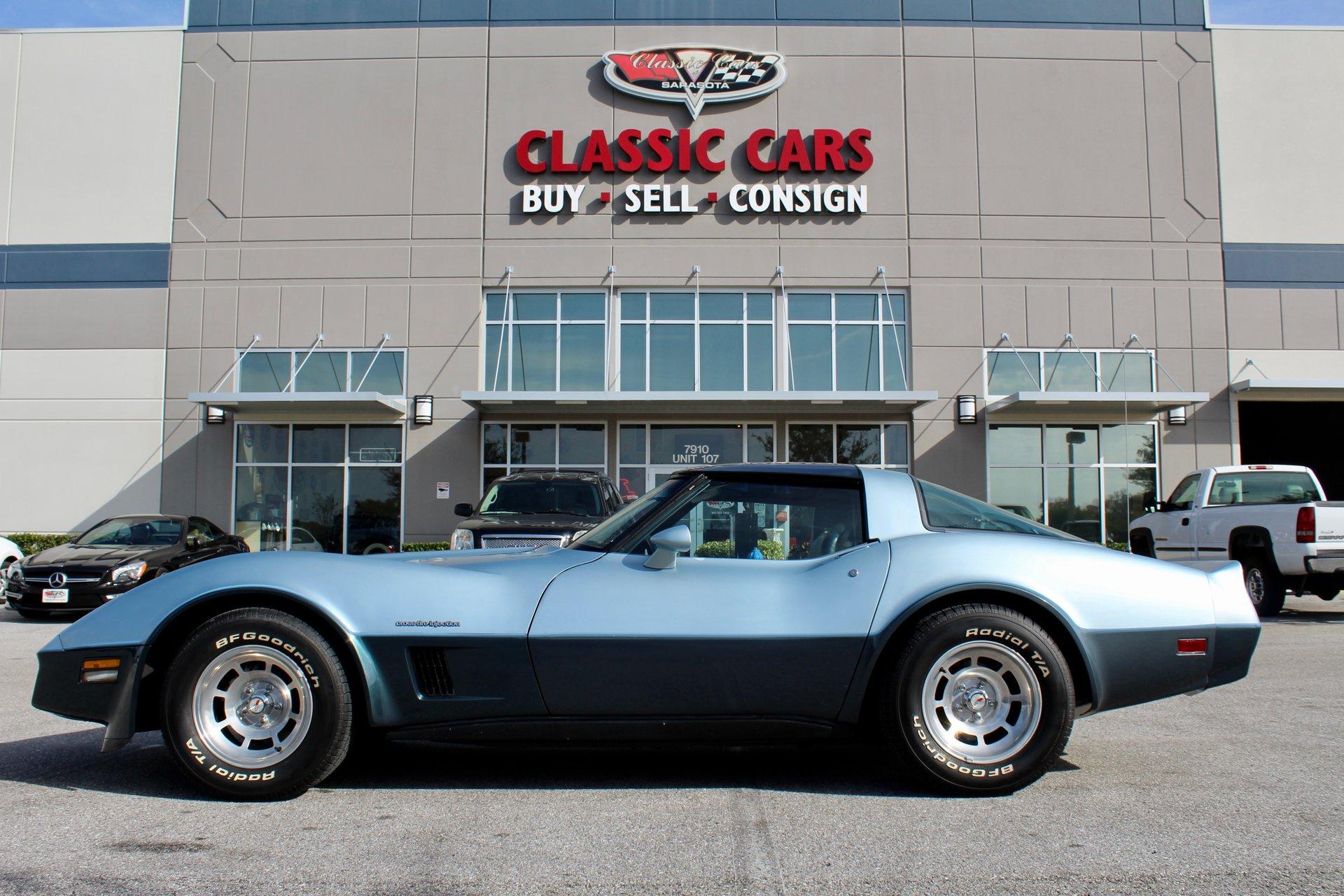 1982 Chevrolet Corvette | Classic Cars of Sarasota