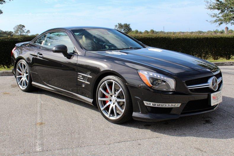 2015 Mercedes SL 63 AMG For Sale