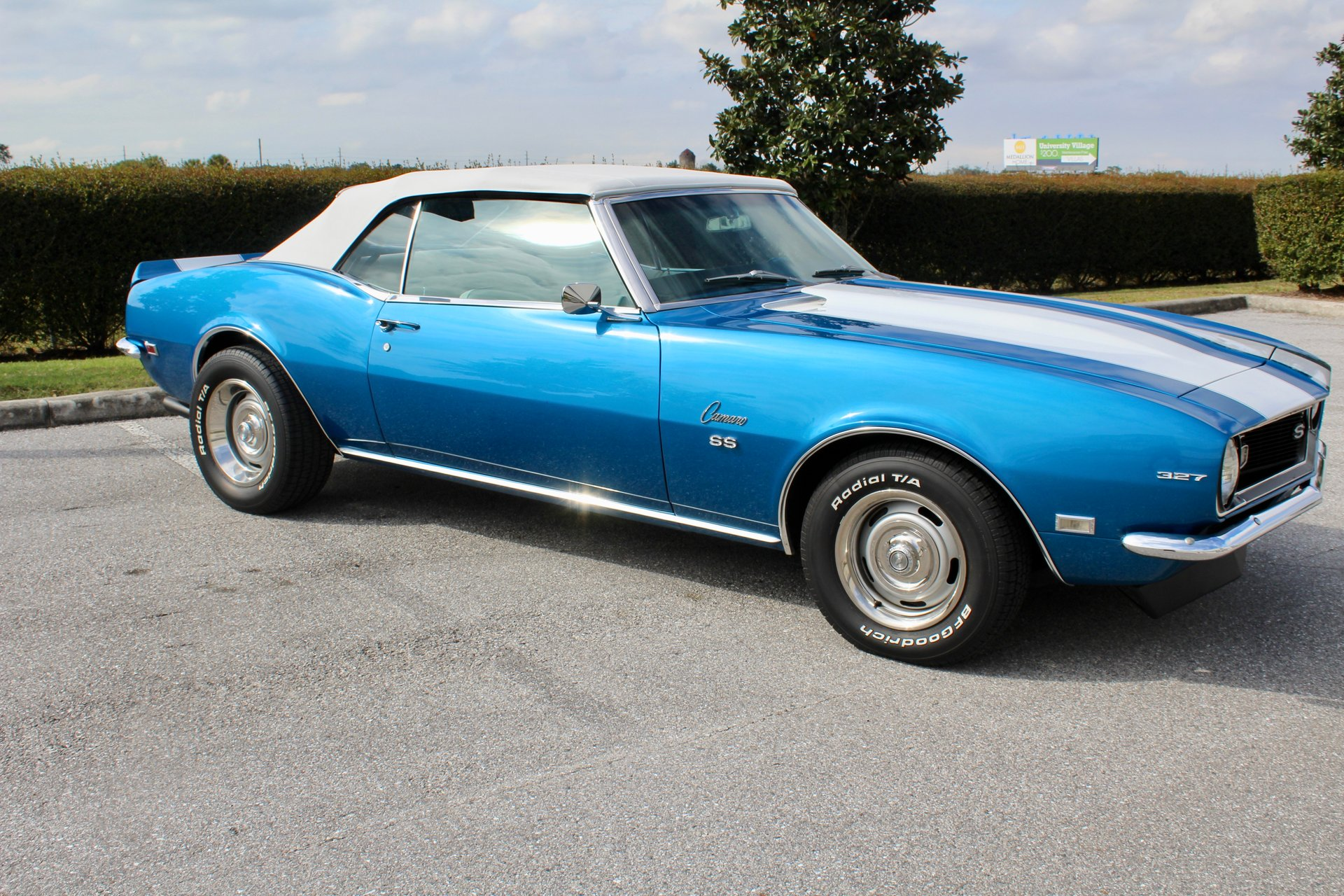 1968 Chevrolet Camaro for sale #64542 | Motorious