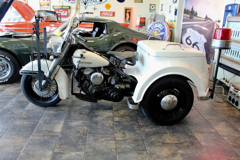 1967 Harley Davidson Servi-Car For Sale