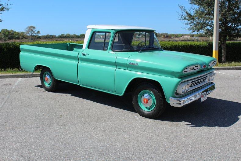 1961 Chevrolet Apache For Sale