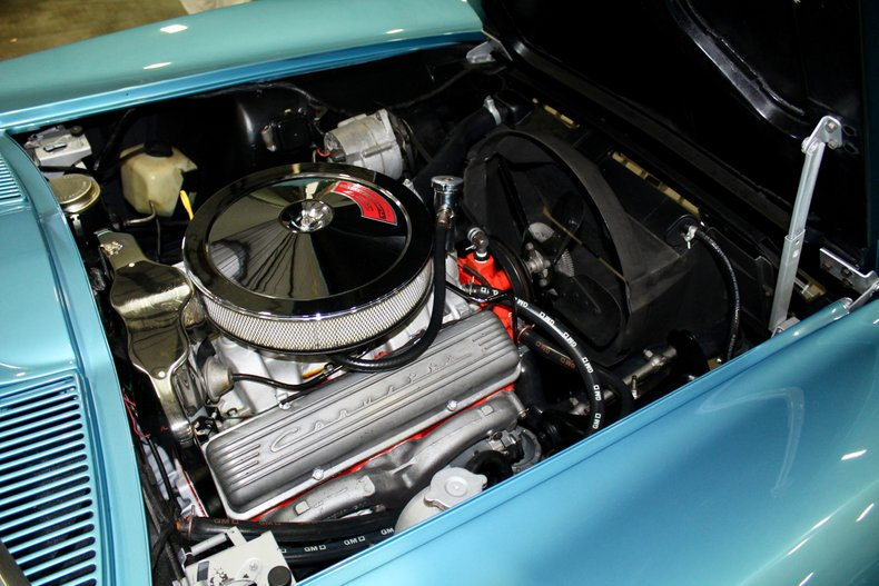 1966 chevrolet corvette stingray l79