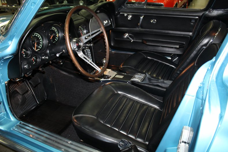 1966 chevrolet corvette stingray l79