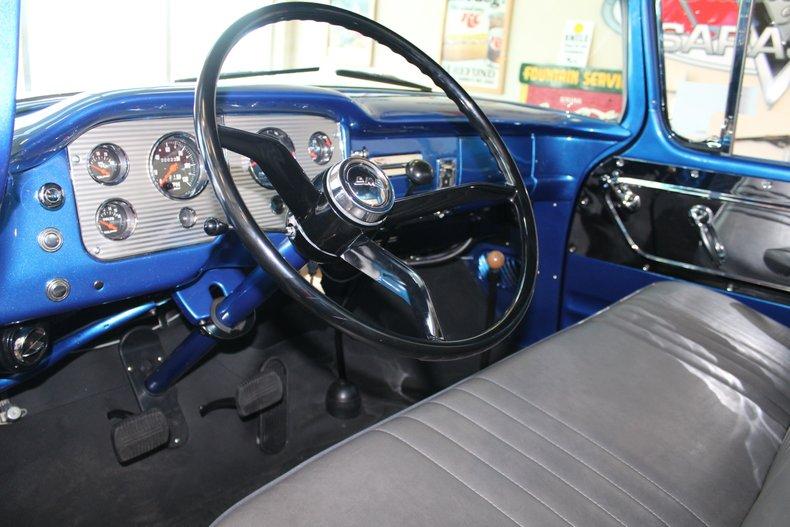 1957 gmc napco 100 4x4