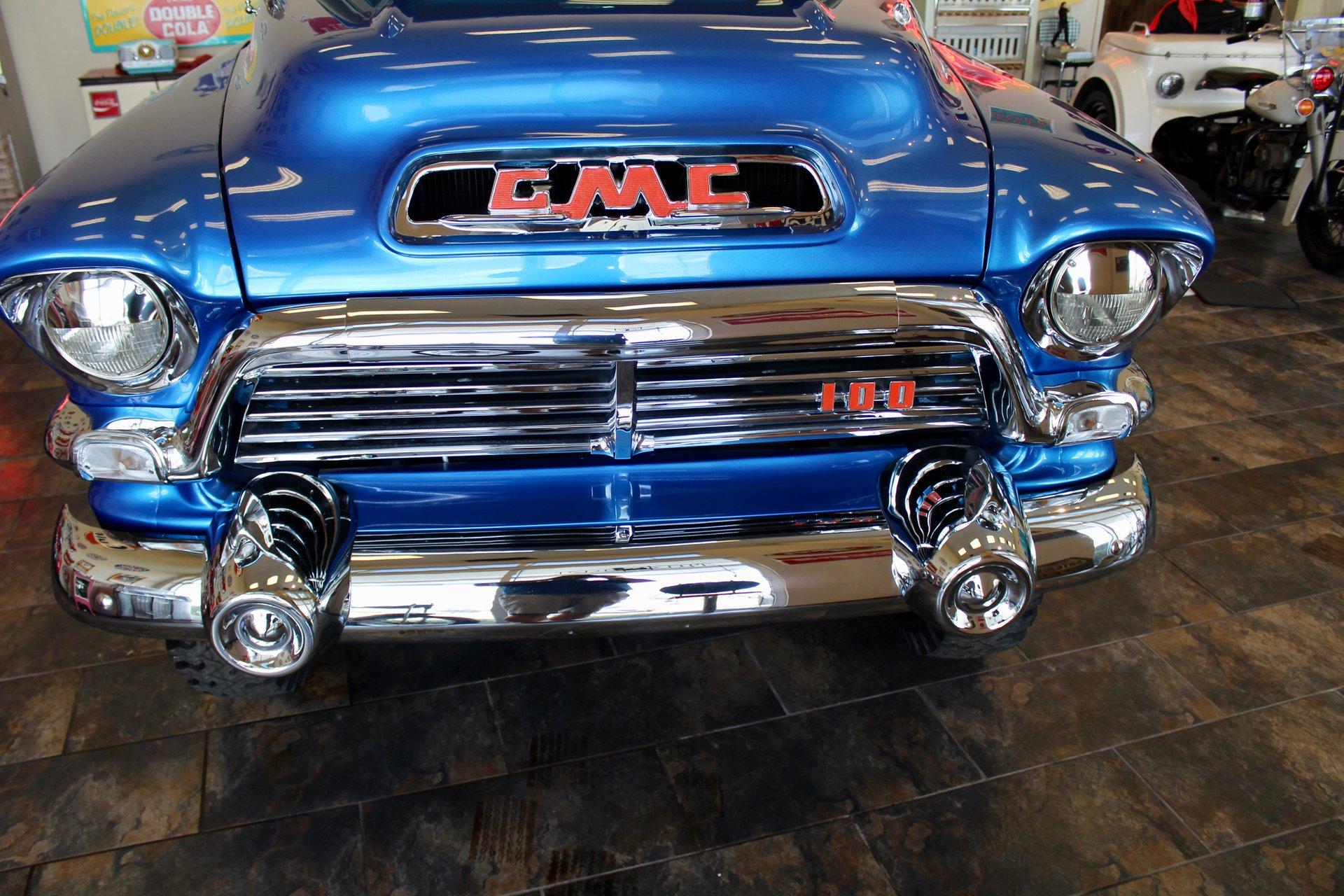 1957 GMC Napco 100 4x4 for sale #117355 | MCG