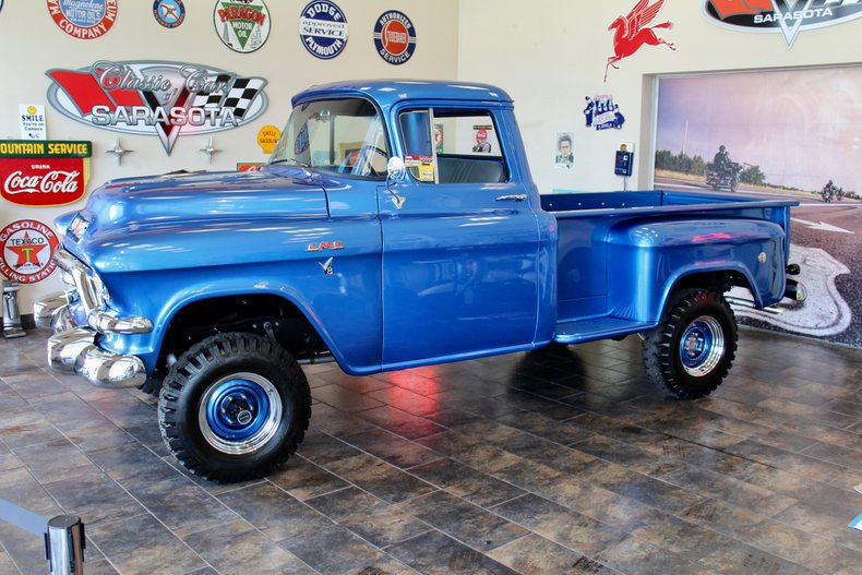 1957 GMC Napco 100 4x4 For Sale