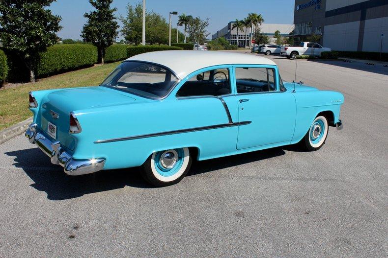1955 chevrolet del ray